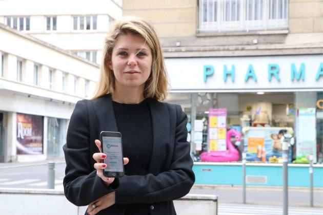 Seine-Maritime. Avec Dolipharm, une Rouennaise se lance dans la livraison de médicaments à domicile