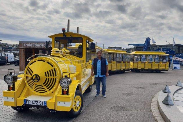 Le petit train touristique reprend du service pour une nouvelle saison