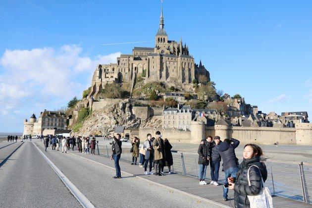 L'Abbaye du Mont-Saint-Michel rouvre ses portes