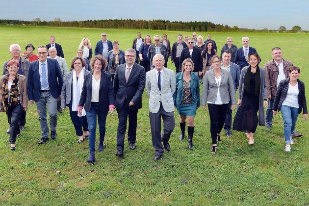 Municipales : Christophe Doré se présente comme candidat de la continuité