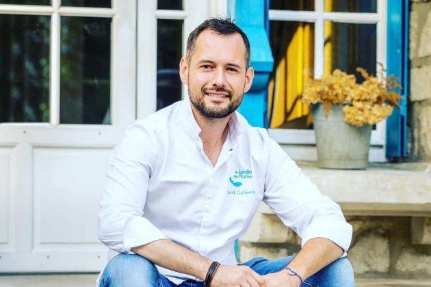 David Galienne, Ornais installé dans l'Eure, remporte Top Chef 2020