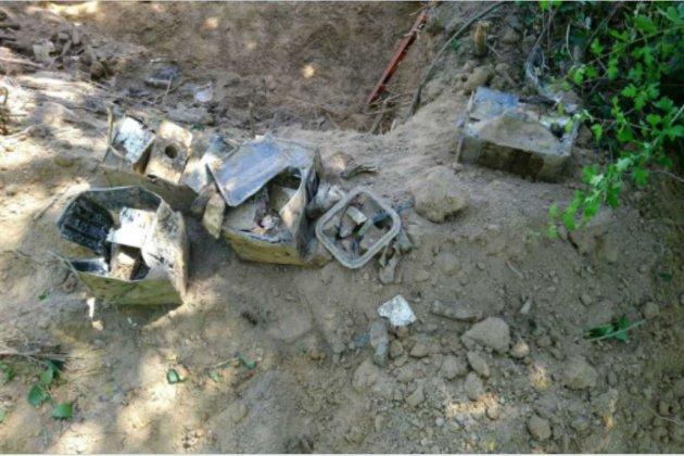 Plus de 85kg d'engins explosifs découvertsà l'occasionde travaux