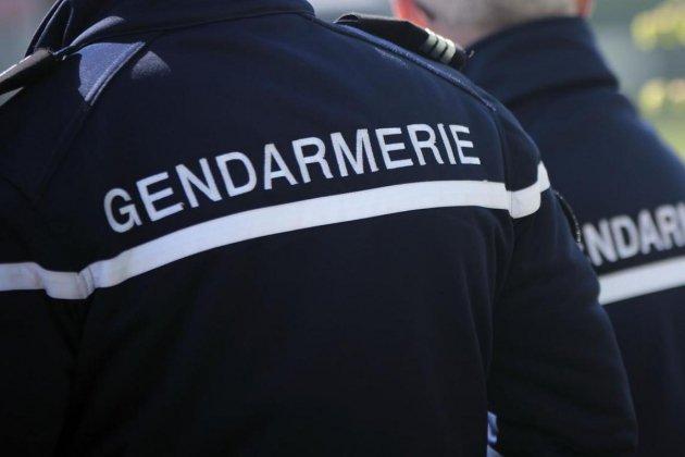 Collision entre deux voitures : trois blessés dont deux gendarmes