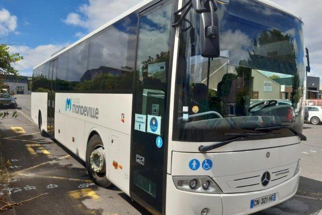 Le bus gratuit pour se rendre à la mer est de retour