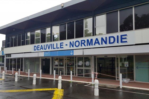 Redécollage timide à l'aéroport de Deauville