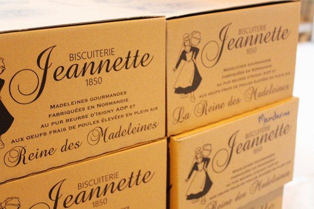 Télévision: France 2 en tournage à la biscuiterie Jeannette