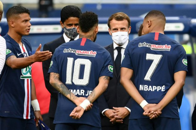 Coupe de France: coup d'envoi donné , premier match officiel en France en 4 mois