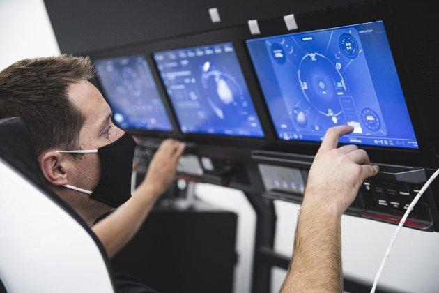 Thomas Pesquet retournera sur l'ISS à bord du Crew Dragon de SpaceX