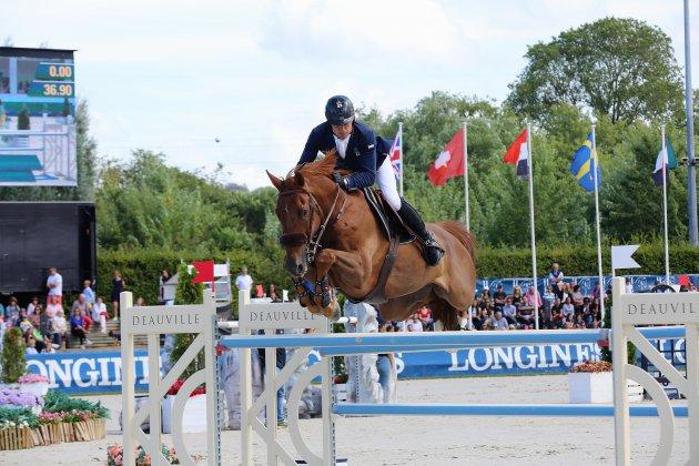 Les stars du saut d'obstacles ont rendez-vous à Deauville