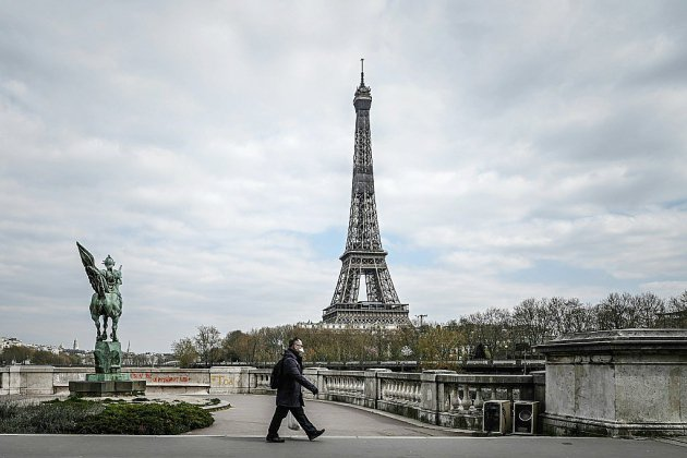 Le masque bientôt rendu obligatoire dans certains espaces publics à Paris — Coronavirus