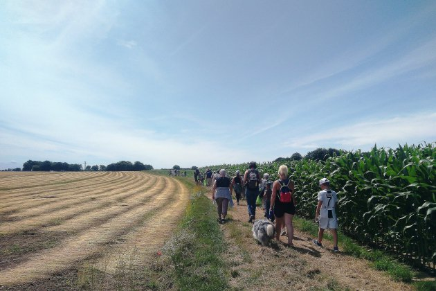 La journée de la randonnée se fera à Daubeuf-Serville