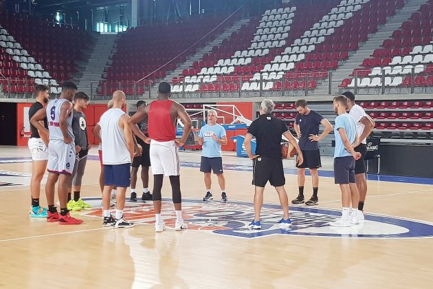 Une reprise pas comme les autres pour le Rouen Métropole Basket