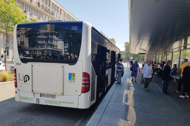 Le Havre. Pollution à l'ozone : les transports en commun gratuits samedi