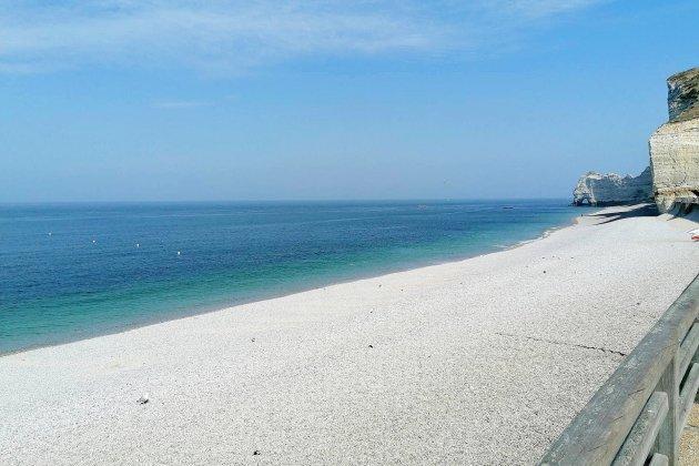 La plage évacuée à la mi-journée après la découverte d'un obus