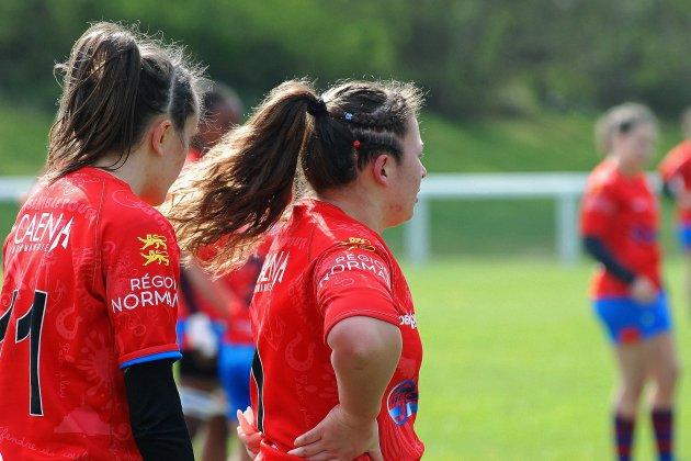 Rugby féminin (Elite 2). L'Ovalie Caennaise reprendracontre La Rochelle