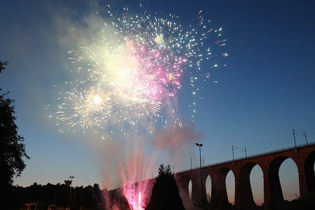 Les feux d'artifice de Dieppe et Barentin annulés par le préfet