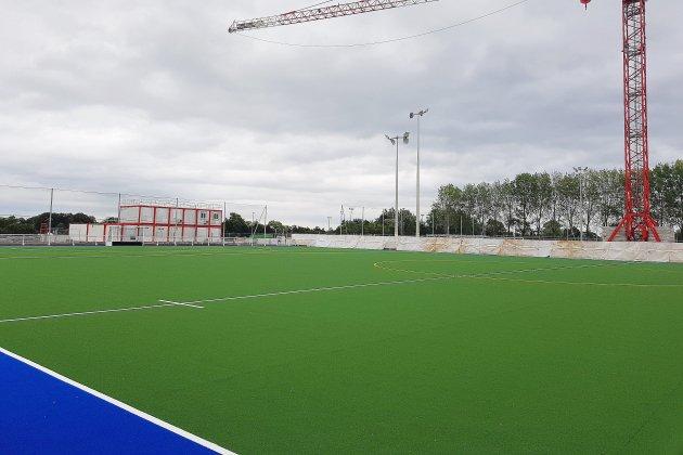 Un nouveau terrain pour le HAC hockey sur gazon
