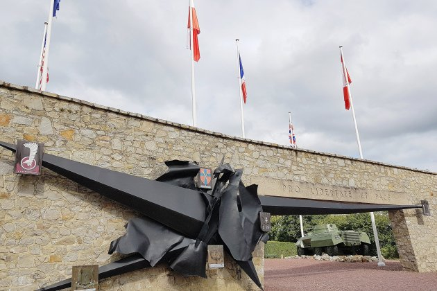 La fin de la Bataille de Normandie commémorée à huis clos