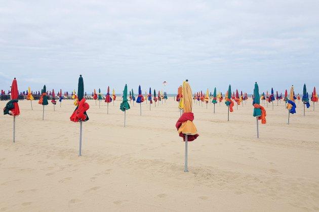 Six plages de la Côte Fleurie rouvertes à la baignade
