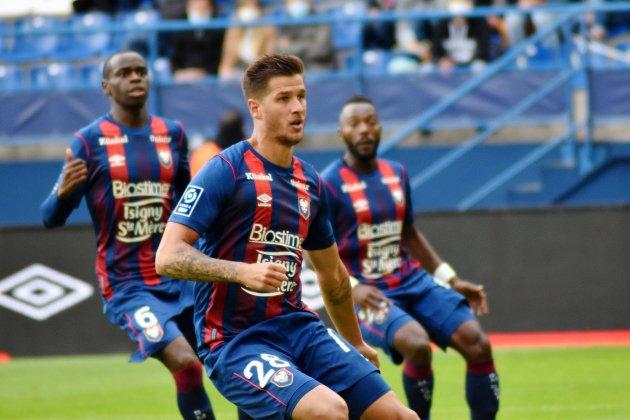Retrouvailles gagnantes pour Caen face à Ajaccio