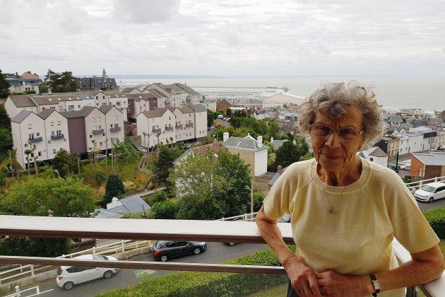 76e anniversaire des bombardements: témoignage d'une survivante