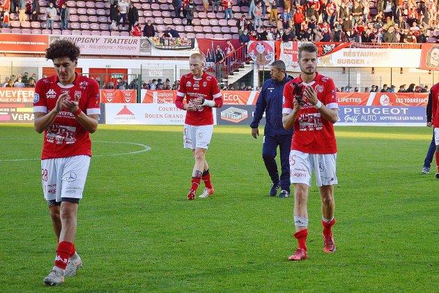 Quevilly-Rouen veut enchaîner, le FC Rouen dans le dur