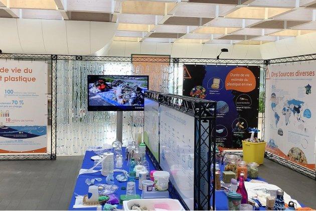 Plastic Story: une exposition qui sensibilise sur la pollution marine