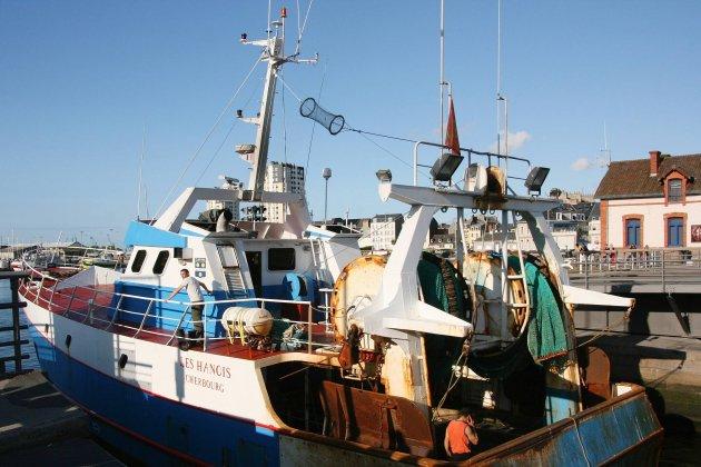 L'avenirtoujours incertain des pêcheurs normands