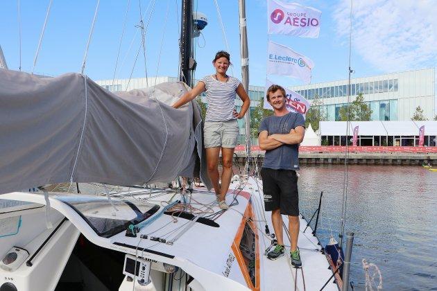 Première union pour le duo calvadosien Pruvot-Attwell