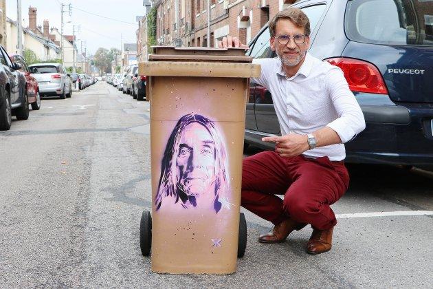 Rouen. Street art: égayer le quotidien