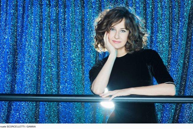 Valérie Lemercier présente son film Aline en avant-première
