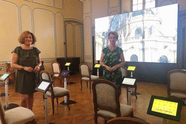 Le numérique dépoussière le musée du château de Flers