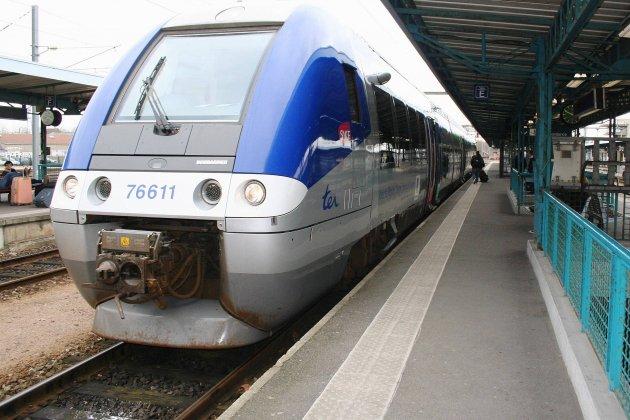 Perturbations sur la ligne SNCF entre Le Havre et Rouen