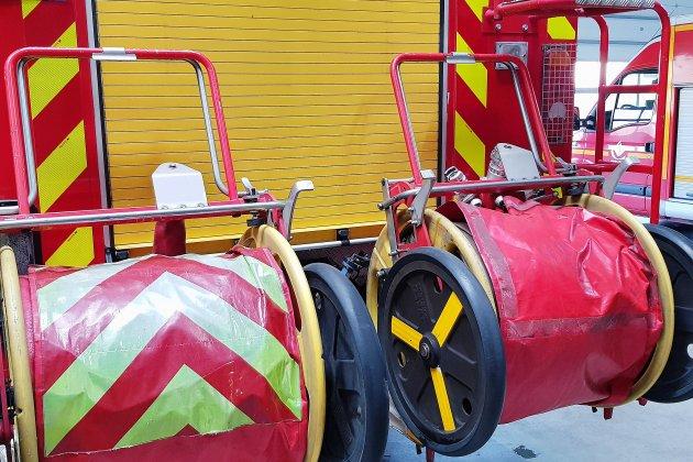 Mobilisés sur un incendie, les pompiers découvrent un homme pendu