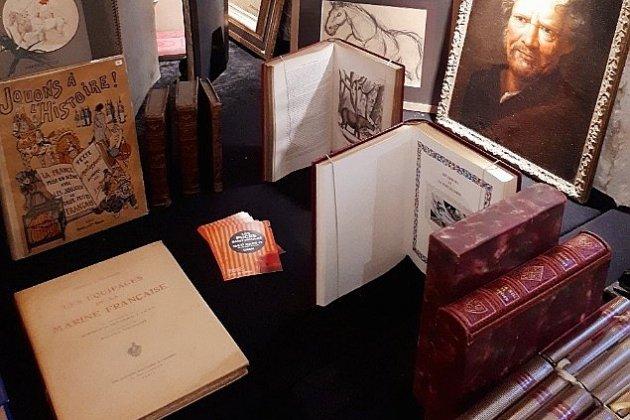 La 19eédition du Salon du livre ancienest maintenue au Palais Ducal