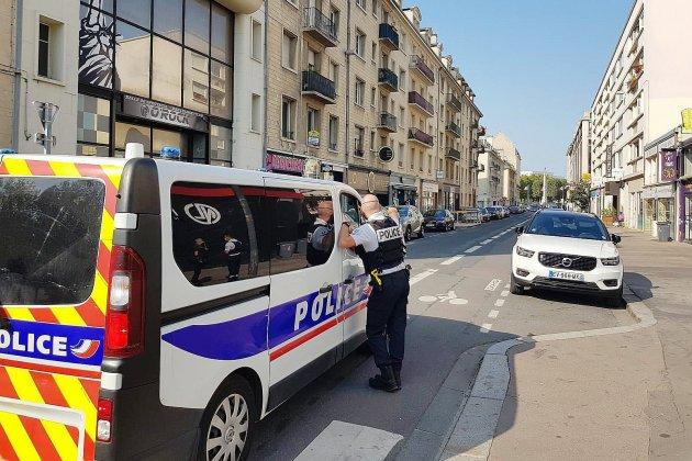Colis suspect rue du 11-Novembre, les commerces évacués