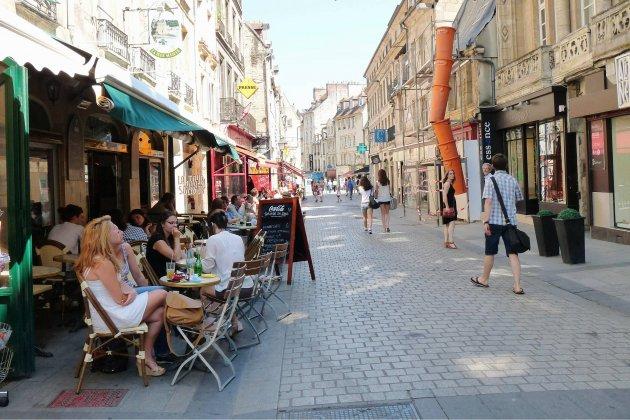 Covid-19 : le préfet du Calvados souhaite désengorger la rue Ecuyère