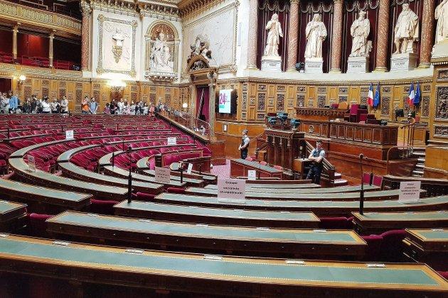 Sept listes sont en course pour les élections sénatoriales