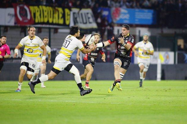 Le Rouen Normandie Rugby retrouve les terrains face à l'USAP