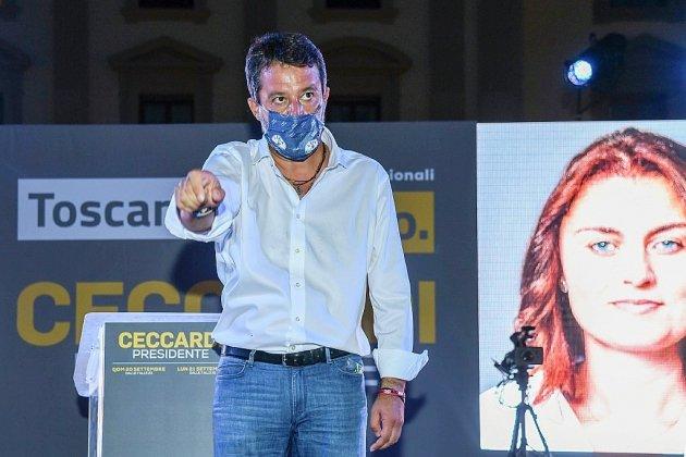 Salvini veut sa revanche — Élections régionales