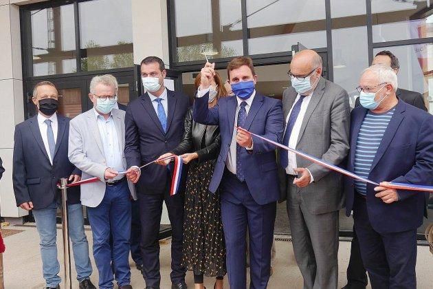 CANO, le nouveau centre d'activités nautiques inauguré