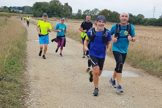 200 concurrents pour le premier Bagnoles-Normandie-Trail