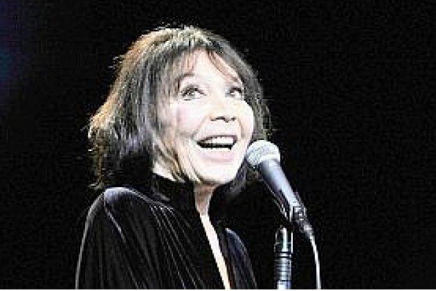 Juliette Greco était venue à Saint-Lô en 2007