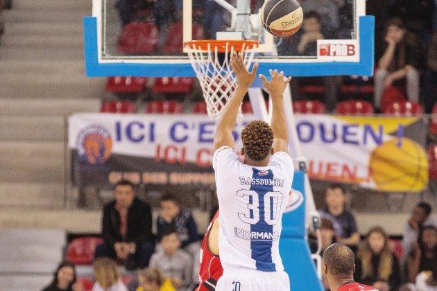 Basket (Coupe de France). Le Rouen MB s'accroche et passe en 32ede finale
