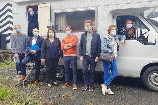 Un camion santé itinérant pour informer et prévenir