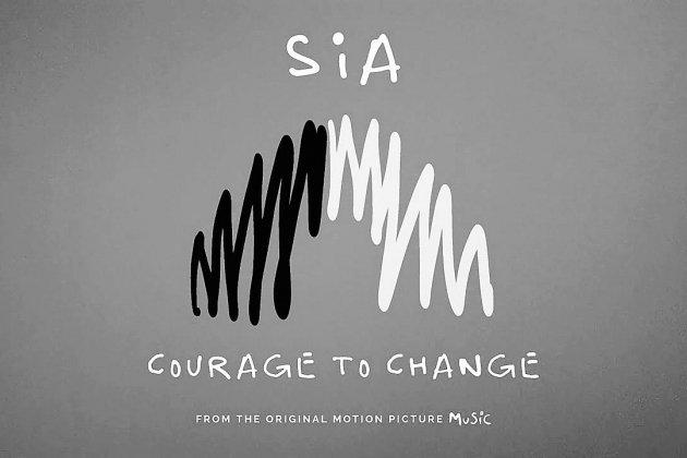 Sia dévoile unnouveau titre de son film