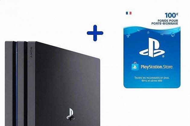 Gagnez votre PlayStation 4 et bien plus encore!