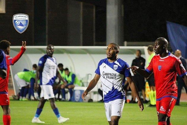 Football (N1). L'US Avranches battue par Orléans