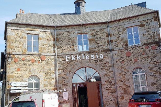 Ekklesia, une nouvelle maison France Services dans l'Orne