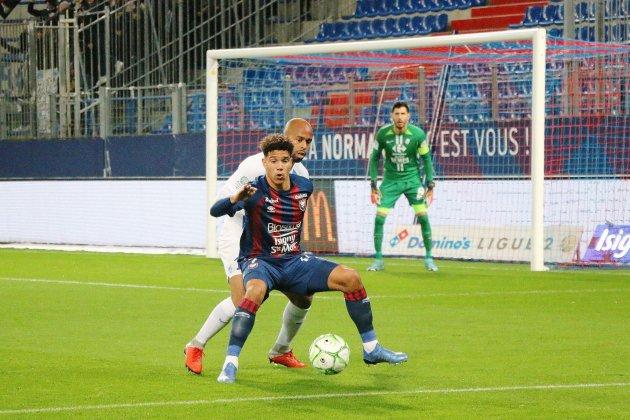 Le Stade Malherbe Caen leader provisoire de Ligue 2